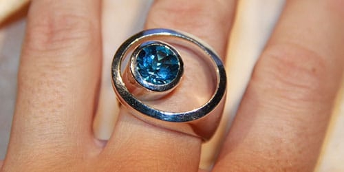 видеть во сне кольцо с топазом