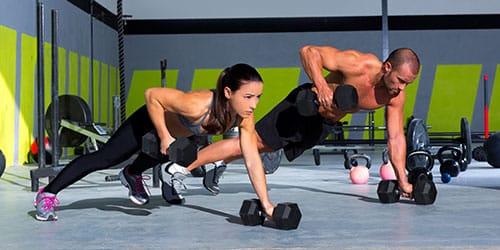 видеть во сне тренировку в спортзале