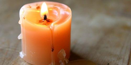 видеть во сне воск от свечи