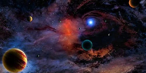 видеть во сне вселенную