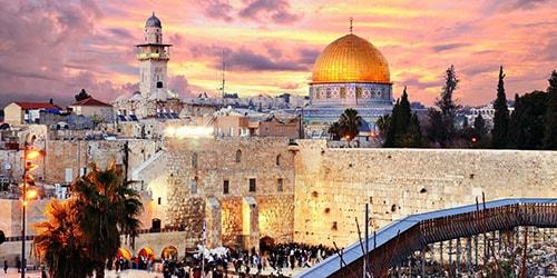 путешествовать по израилю во сне