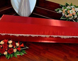 К чему снится красный гроб?