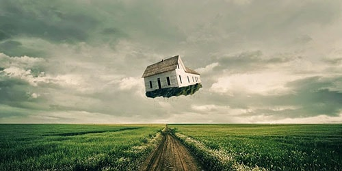 видеть во сне летающий дом