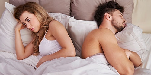 неприятный секс