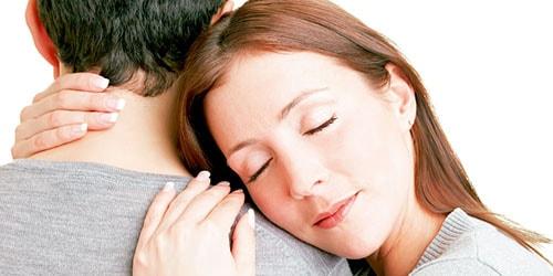 к чему снится класть голову на плечо