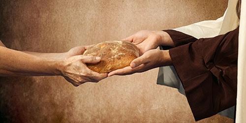 к чему снится просить хлеба у знакомых