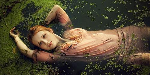 к чему снится провалиться в болото
