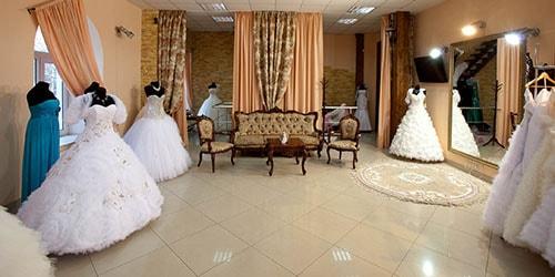 к чему снится свадебный салон