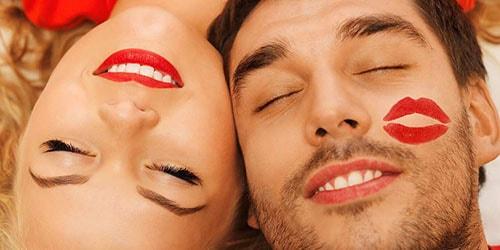 поцелуй в щеку во сне
