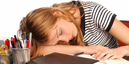 чувствовать сильную слабость во сне