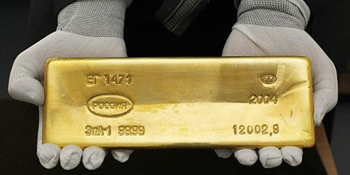 найти слиток золота во сне