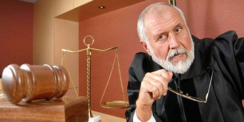 видеть во сне мужчину судью