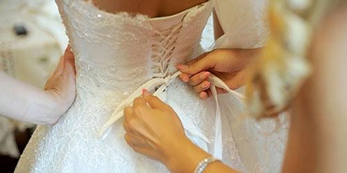 к чему снится свадебное платье на замужней женщине