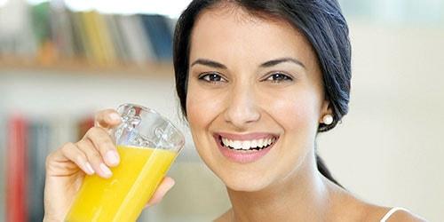 к чему снится апельсиновый сок