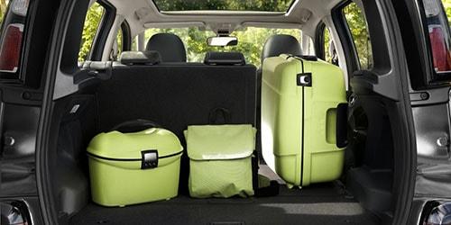 сумки с багажом