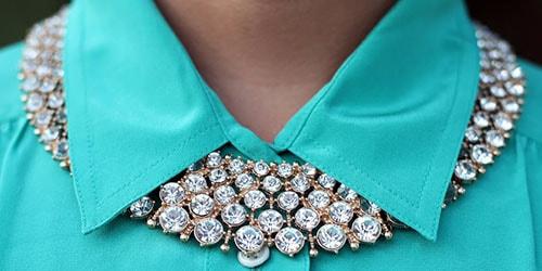 к чему снится  бирюзовый цвет в одежде