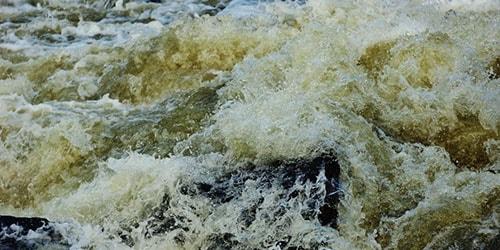к чему снится мутная бурлящая вода