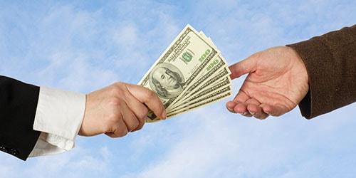 К чему снится взять в долг деньги