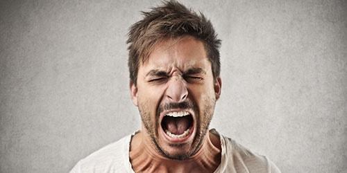 испытать гнев во сне