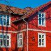 видеть во сне красный дом