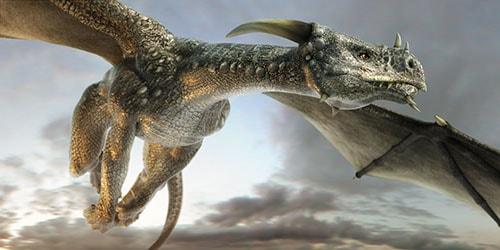 летать на драконе во сне