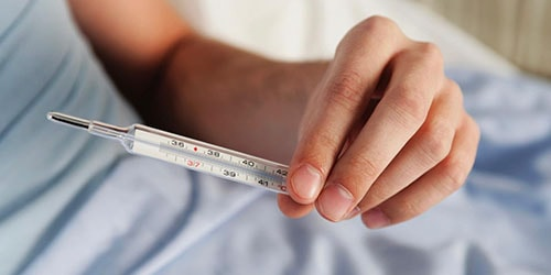 мерить температуру тела во сне