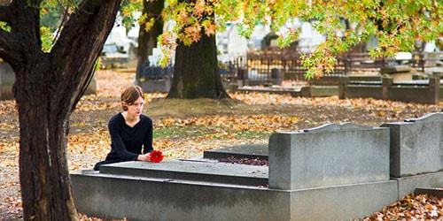 к чему снятся спящие люди на кладбище
