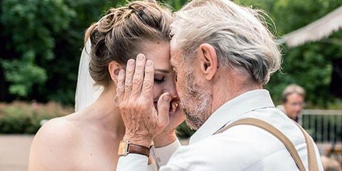 Сонник целует отец к чему снится целует отец во сне