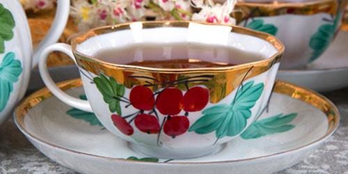 чай в чашке