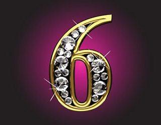 Цифра шесть