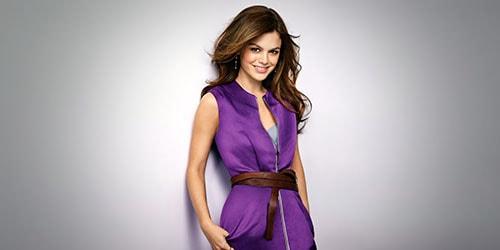 к чему снится фиолетовое платье