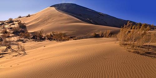 видеть во сне песчаную гору