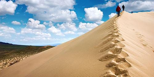 к чему снится песчаная гора