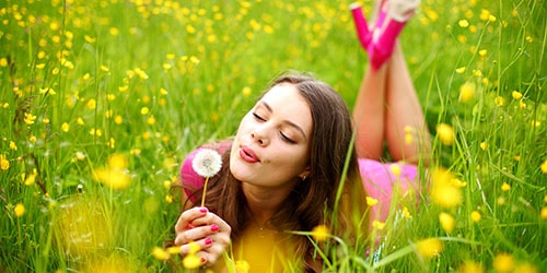 знакомый с цветами сонник