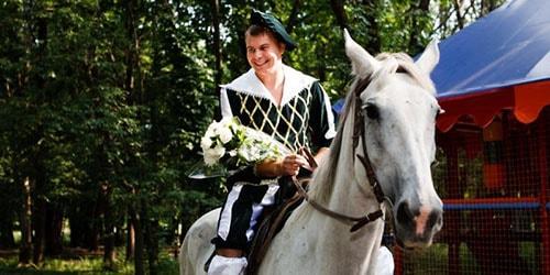 к чему снится принц на белом коне
