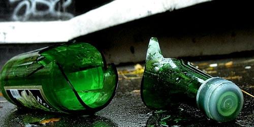 к чему снится разбить бутылку