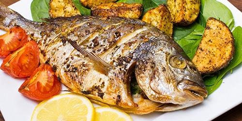 к чему снится жареная рыба на столе