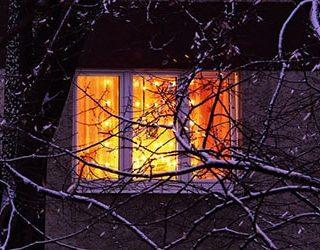 Приснился свет в окне