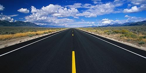 новая дорога