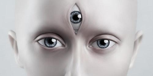 открылся третий глаз во сне