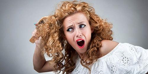 к чему снится расчесывать запутанные волосы