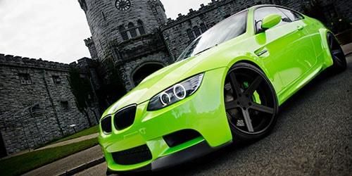 видеть во сне зеленую машину