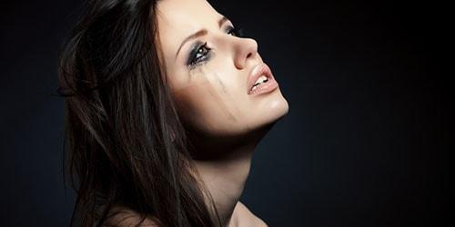 бывшая плачет во сне