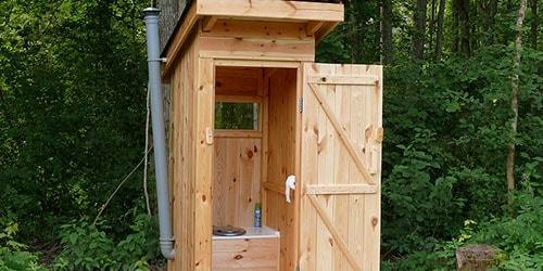 к чему снится деревянный деревенский туалет