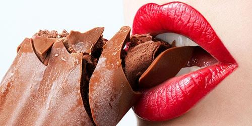 к чему снится есть шоколад