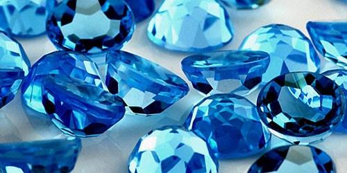 видеть во сне голубые камни