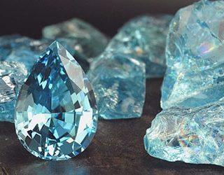 Голубые камни