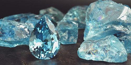 к чему снятся голубые камни