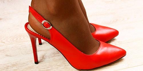 видеть во сне новые красные туфли