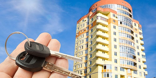 купить новую квартиру во сне